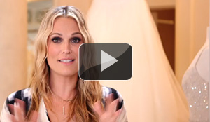 5 Must-Know Wedding Dress Silhouettes from Molly Sims
